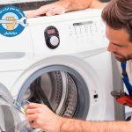 علت وارد نشدن آب به داخل لباسشویی ال جی