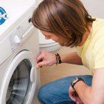 علت خاموش شدن ماشین لباسشویی ال جی حین کار