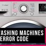 علت ارور OE در ماشین لباسشویی ال جی
