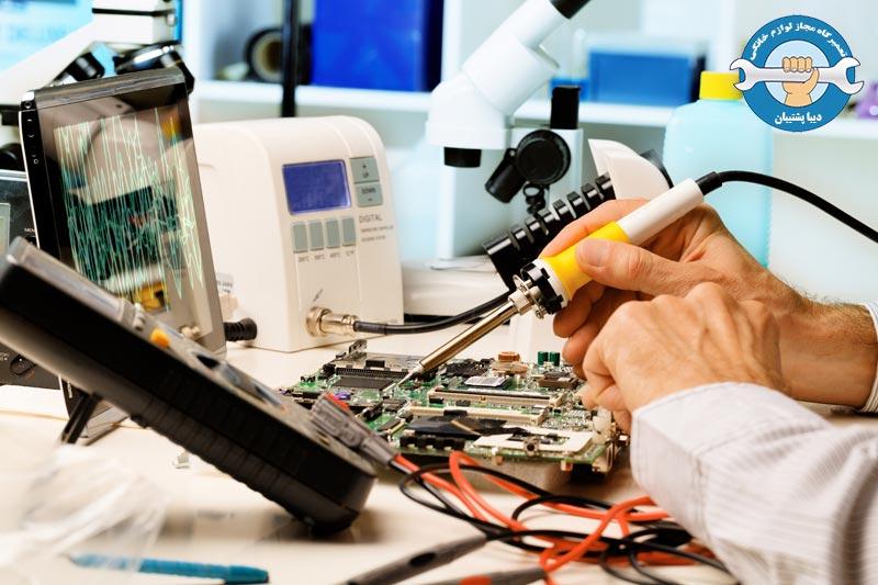 هزینه تعمیرات تلویزیون LED و LCD ال جی